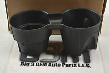 Ford Expedition Lincoln Navigator Front Console Cupholder Assembly Insert new OE