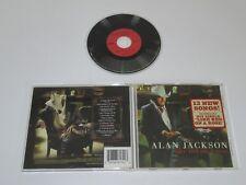 ALAN JACKSON/LIKE RED ON A ROSE(ARISTA 82876881722) CD ALBUM