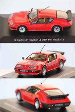 UH Renault ALpine A310 V6 GT rouge 1/43 1610