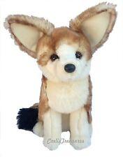 """Douglas Sly FENNEC FOX 11"""" Plush Stuffed Animal Soft Cuddle ToyNEW"""