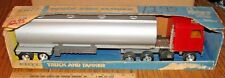 Chevy Chevrolet Pressed STEEL Semi Truck Tanker 1/25 Ertl #3166 Toy Oil Gas Fuel