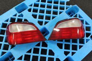 JDM 02-03 Subaru Impreza WRX STI Ver.7 V7 SEDAN LH RH Rear Tail Brake Lights