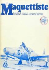 F84G POTEZ 53 DEUTSCH MIG 3 LAND WASSER SCHLEPPER MIRAGE F1 MAQUETTISTE AVIATION