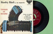 STANLEY BLACK / Tangos De Siempre, Rosita / DECCA STO 131 Press Spain 1960 EP EX