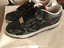 Methamphibian x SBTG x Nike Dunk Low Blood Oath SZ 9.5 2007 supreme jordan sb