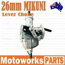 VM22 PZ26mm MIKUNI Racing Carby Carburetor 125cc 150CC BIKE DIRT PIT PRO TRAIL 1
