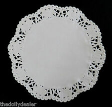 """*SPECIAL OFFER***PEONY* PAPER LACE DOILIES 7.5"""" OR 19cm* FOR MAGNOLIA TILDA X 24"""