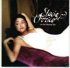 (H348) Stacie Orrico, I'm Not Missing You - DJ CD