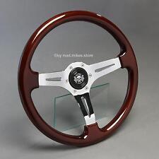 Volante madera volante deportivo madera 360mm buje Porsche 911 964 924 924 s 944 s2 Turbo