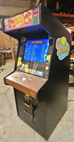 The SIMPSONS BOWLING Arcade Video Game Machine - WORKS GREAT!