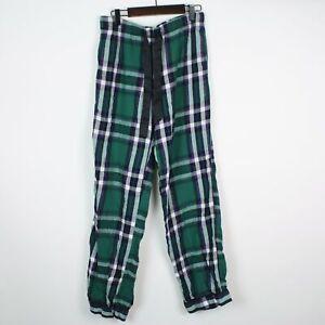 VICTORIA'S SECRET Plaid Pajama Pants XS