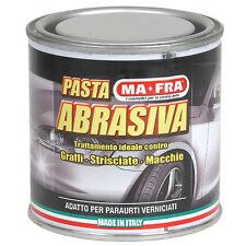 Pasta abrasiva MA FRA trattamento graffi macchie paraurti carrozzeria auto moto