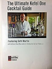 The Ultimate Ketel One Cocktail Guide Dvd Seth Martin Anthony Dias-Blue Nolet Jr