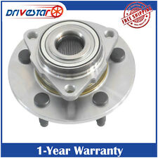 New Front Wheel Hub and Bearing Assembly Dodge Ram 1500 Trucks No ABS