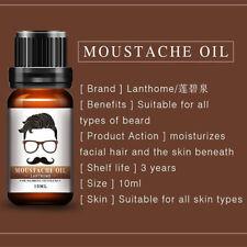 10ML Men's Beard Growth Oil Eyebrow Eyelash Hair Growth Treatments Liquid