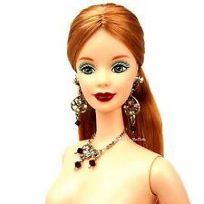 Vera Wang diseñadores saludo a Hollywood Collection 1999 Muñeca Barbie Con Soporte