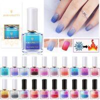 6ml BORN PRETTY Nail Art Color Changing Polish Thermal Stamping Polish