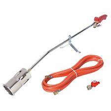 Rothenberger RoMaxi Anwärmbrenner-Set + Konstantregler Gasbrenner Abflammgerät