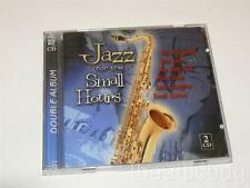 Jazz For the Small Hours 2-Discs  ~ Fitzgerald/Getz/King Cole/Vaughan/Garner