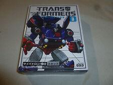 NEW TRANSFORMERS COLLECTION #3 SKIDS AUTOBOT FIGURE G1 REISSUE TAKARA 2002 NIB >