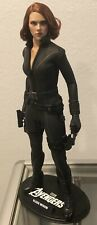 Hot Toys The Avengers Black Widow Figure