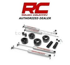 """93-98 Jeep ZJ Grand Cherokee 4WD 1.5"""" Rough Country Suspension Lift Kit [685.20]"""