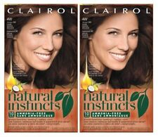 (Pack of 2) CLAIROL NATURAL INSTINCTS #4W DARK WARM BROWN FORMER 28B