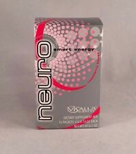 Visalus NEURO Vi Body Smart Energy (15 Raspberry Flavor Packets)