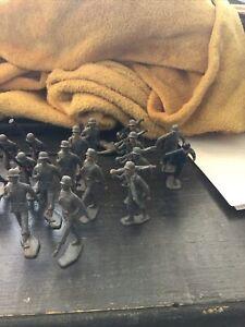 Airfix Vintage WWII German Infantry 38 Soldiers