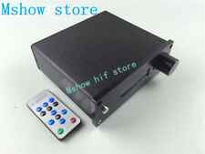 Mshow PGA2311 HIFI audio Remote Volume Control Preamplifier Preamp New version