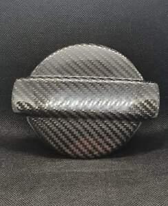 Audi TT/TTS/TTRS (MK3/8S) Carbon Fibre Fuel Flap Cover
