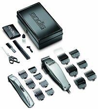 Professional Barber Set Combo Kit Hair Trimmer Beard Salon Clipper Scissors Comb