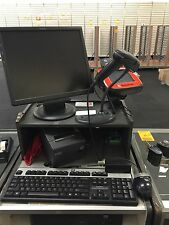 RADIOSHACK POS System Only . Software is Not included JUST POS hardware