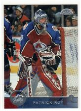 1X PATRICK ROY 1996 97 Leaf #38 NMMT Avalanche Canadiens Lots Available