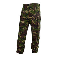 British Army Pants Surplus PCS DPM Woodland Military Combat Trousers Temperate