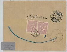 64338 -  TURKEY Ottoman Empire -  POSTAL HISTORY -  COVER from GUMULDJINA 1900