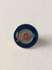 Vespa Target Enamel Pin Badge Mod RAF Motorcycle
