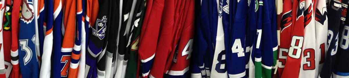 SportShirts and Cool Hockey