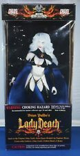 1/6 SCALE CHAOS! LADY DEATH FIGURE - MOORE COLLECTABLES