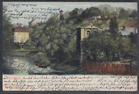 45765) Litho AK Guben Kaminsky Berg 1907