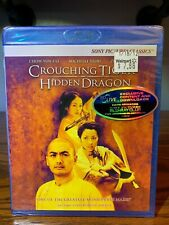 New listing Crouching Tiger, Hidden Dragon (Blu-ray Disc, 2007) New Sealed Free Shipping!