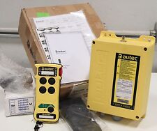 New Autec Safety Radio Remote Control 156D R402 Receiver Transmitter TD02 C05D