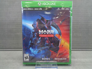 Mass Effect Legendary Edition (Xbox One, 2021) Brand New, Sealed!