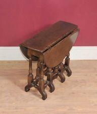 Farmhouse Oak Coffee Table Gateleg Tables