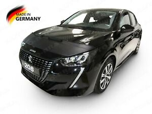 BONNET BRA for Peugeot 208 since 2019 STONEGUARD PROTECTOR TUNING