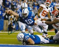 Andrew Luck Autographed Signed 8x10 Photo ( Colts ) REPRINT ,