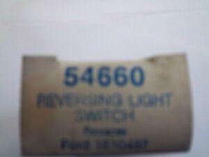 Ford Anglia ,Capri Reversing Light Switch.