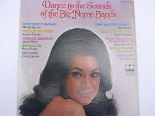 Various – Dance To The Sounds Of The Big Name Bands LP