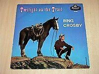 Brunswick Records Vinyl Records Bing Crosby
