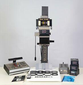 "Ampliadora Durst 1201 color 4x5"" completa Drust AC 1201 4x5"" color enlarger"